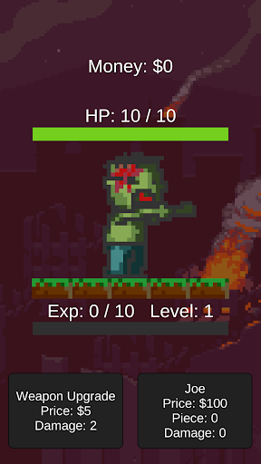 Zombie Monster Clicker