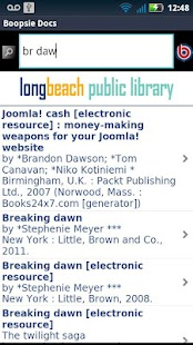 LBPL Mobile - screenshot thumbnail