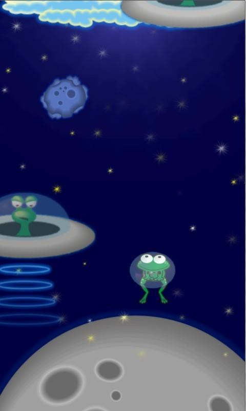 Mr. Frogger goes to party - screenshot