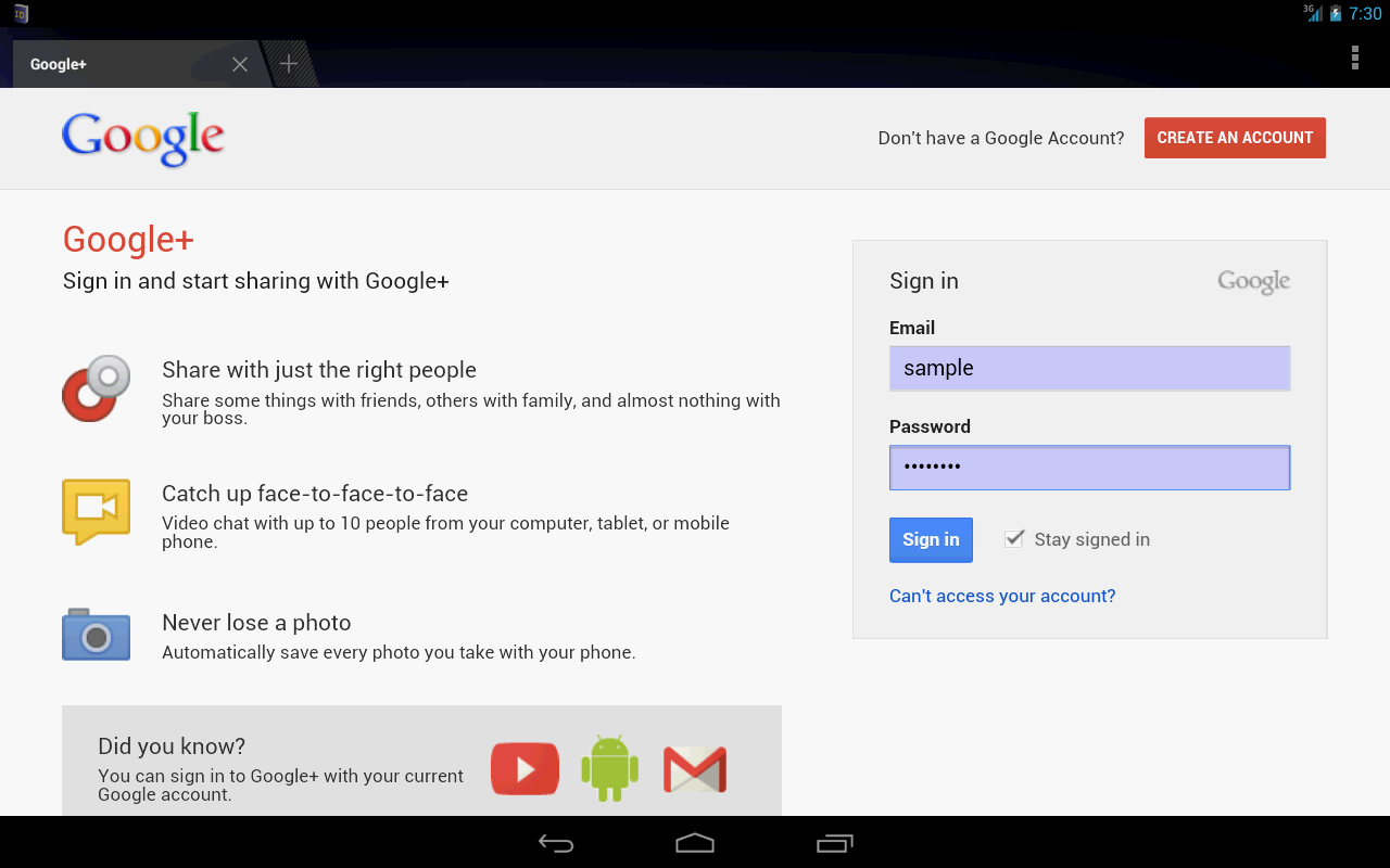 Password Manager ID Notebook L - screenshot