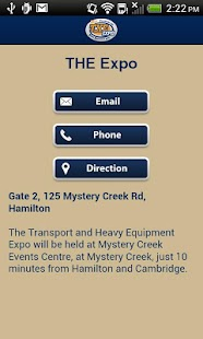 Visitor App for THE Expo - screenshot thumbnail