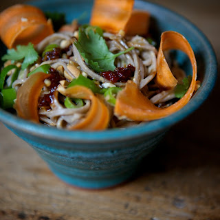 Chilled Soba Noodle Salad.