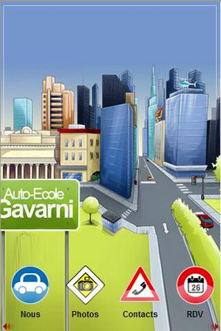 Auto-école Gavarni