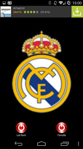 Lantern flash led Real Madrid