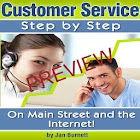 Customer Service Step by Step icon