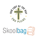 Our Lady of the Way – Skoolbag logo