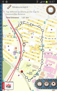 Pocket OneMap - screenshot thumbnail