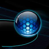 Rolling Balls Neon