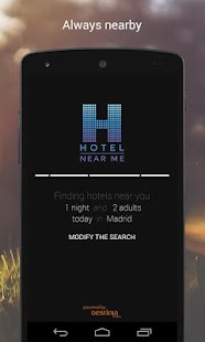Hotel Near Me- screenshot thumbnail
