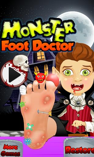 怪物的足科醫生