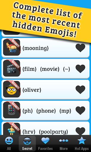 Secret Emoticons for Skype