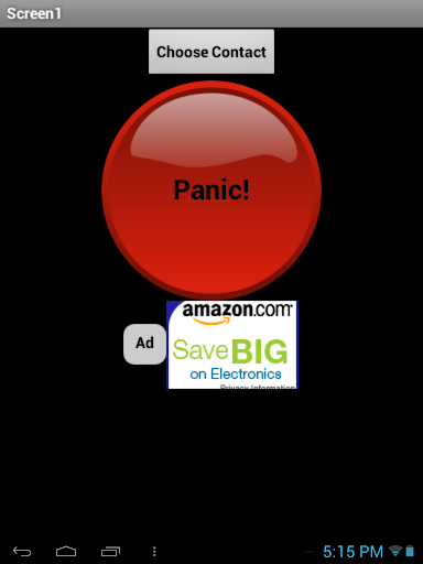 【免費通訊App】Panic Button Auto Dialer-APP點子