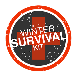 Winter Survival Kit Logo