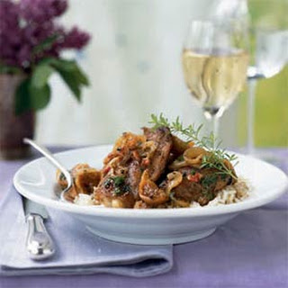 Chicken with Pancetta and Figs