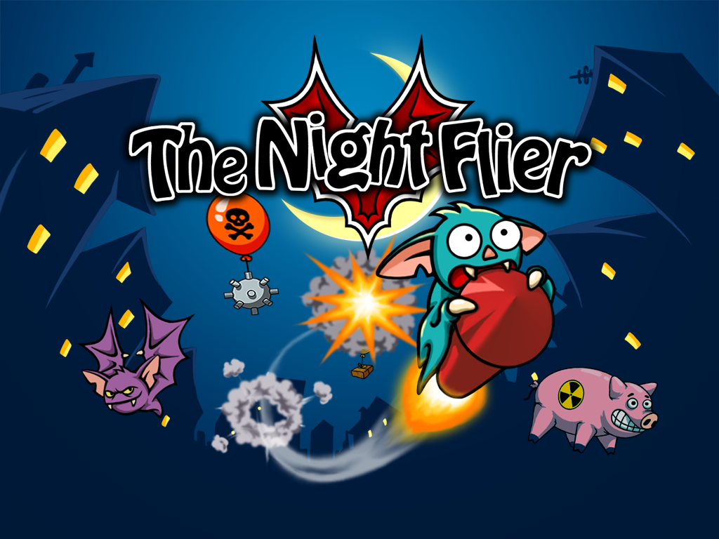 The Night Flier - screenshot