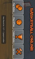 Screenshot of Basketball Online Pro