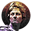 Caesar's cipher icon