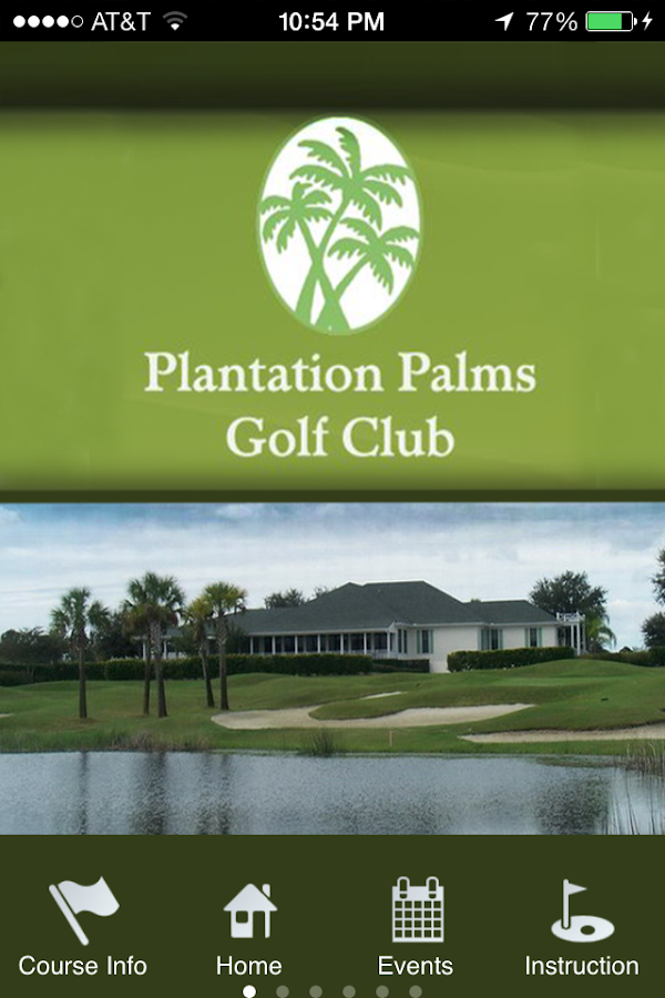Plantation Palms Golf Club - screenshot