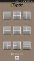 Screenshot of Diptic