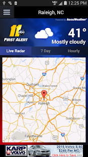 ABC11 First Alert Doppler XP- screenshot thumbnail