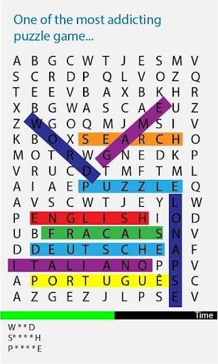 Word search 2013