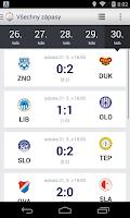 Screenshot of SYNOT liga