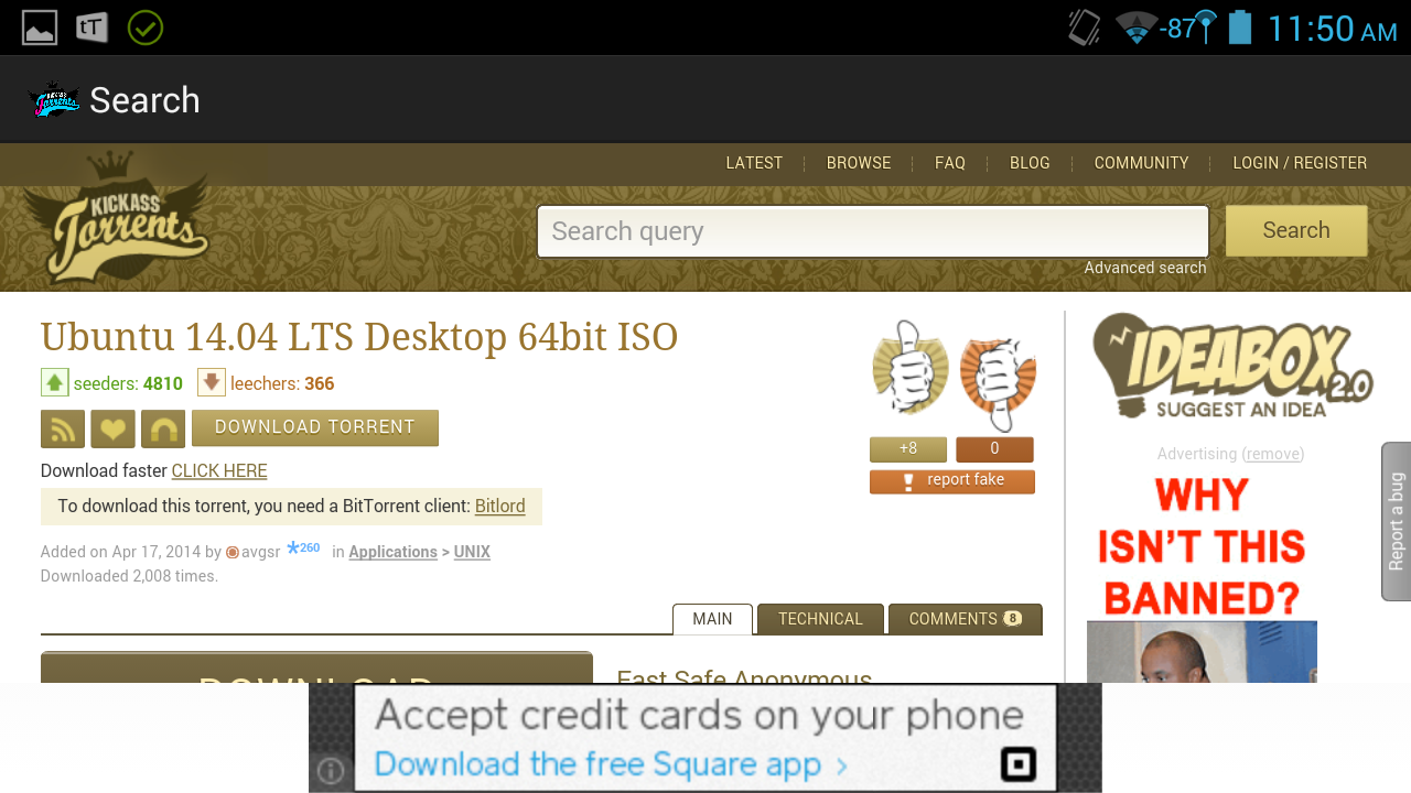 How to get kickass torrents music and movies.