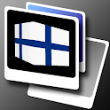 Cube FI LWP simple icon