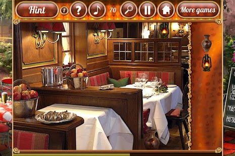 Hidden Restaurant Free Screenshot 1