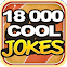 18,000 COOL JOKES FREE Icon