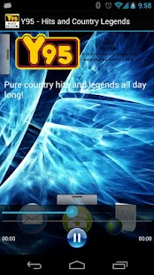 Y95 - Hits and Country Legends - screenshot thumbnail