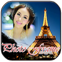 Famous Photo Frames App icon
