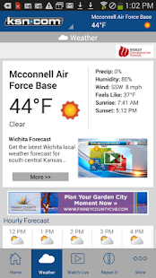 KSN Kansas News and Weather - screenshot thumbnail