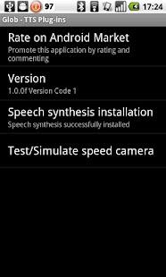 Glob - TTS Plugin- screenshot thumbnail
