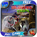 Haunted Town New Hidden Object icon