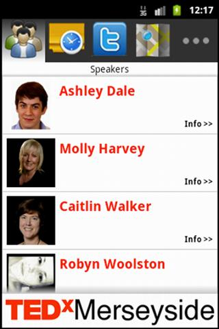 TEDxMerseyside - screenshot