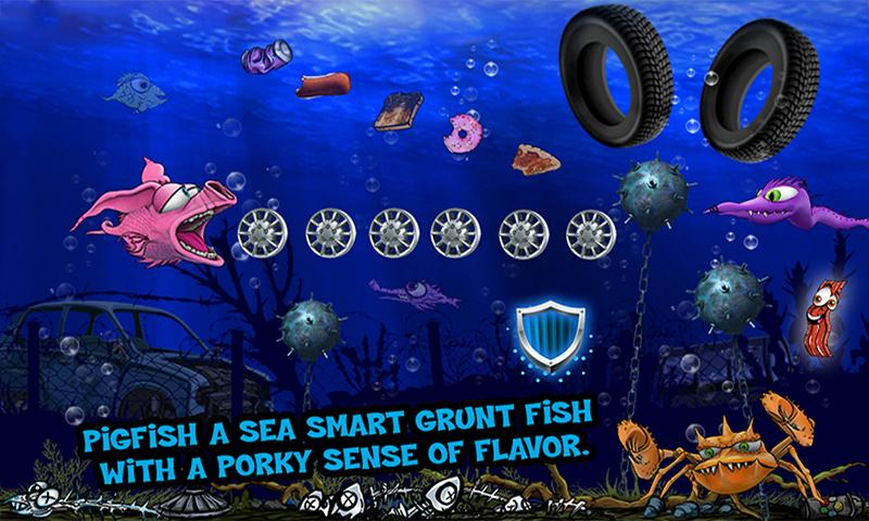PigFish- screenshot