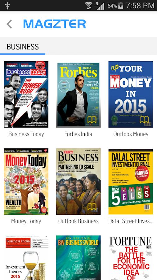 Magzter -Magazine & Book Store - screenshot