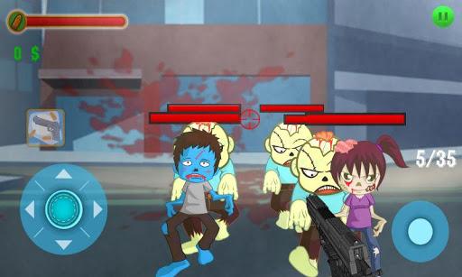 Hero Sniper Vs Zombies