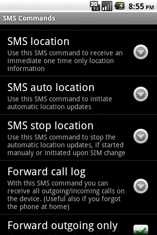 Find my Phone - Lost Droid - screenshot