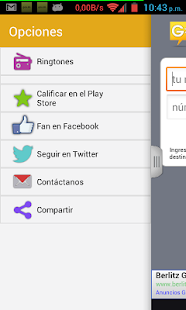 GUATEwebMessenger - Free SMS - screenshot thumbnail