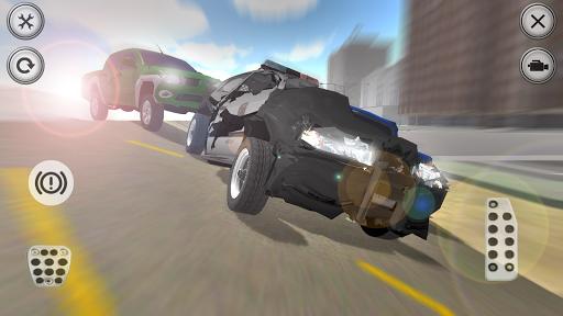 Police Car Derby 3D