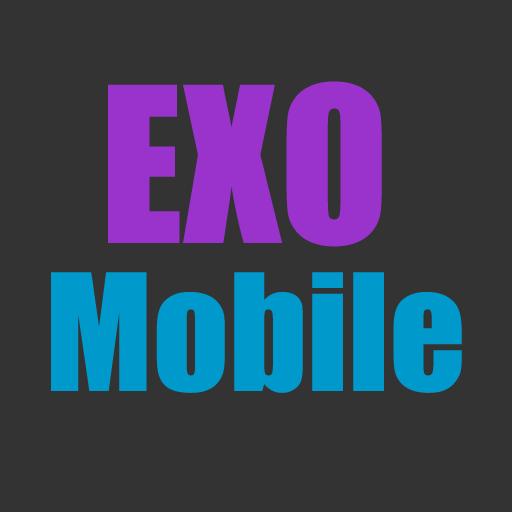 EXO Mobile 娛樂 App LOGO-APP開箱王