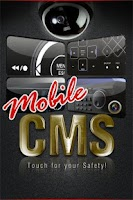 Screenshot of MobileCMS