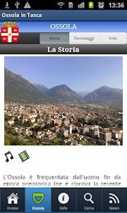 Ossola in Tasca- screenshot thumbnail