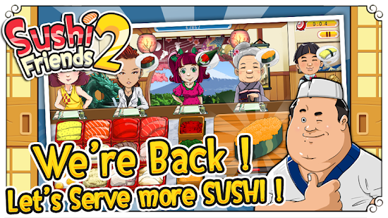 Sushi World- screenshot thumbnail