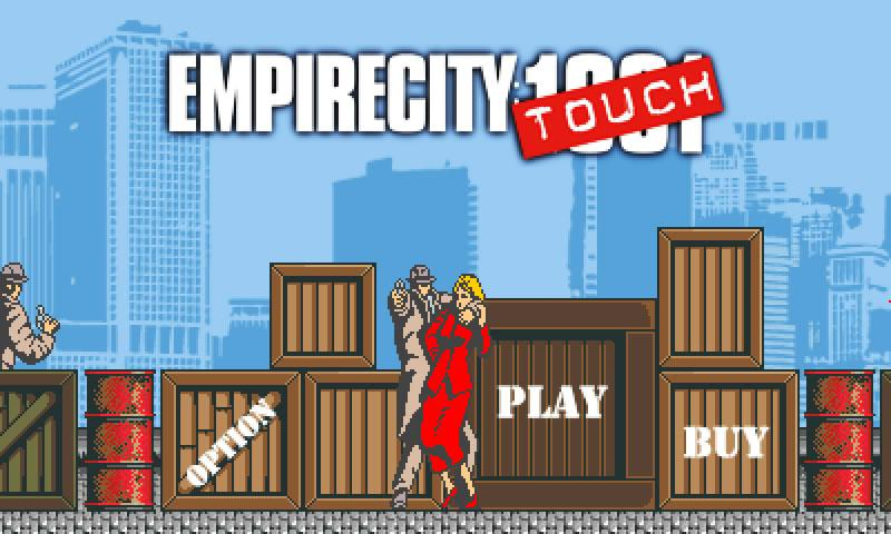 Empire City Touch - screenshot