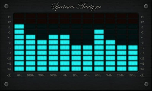 【免費音樂App】Spectrum Analyzer-APP點子