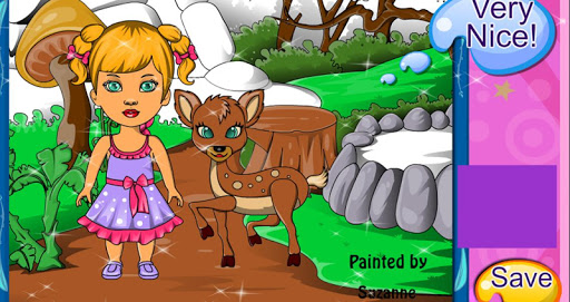 Kids Toddlers Coloring book Games apk free download for Android
