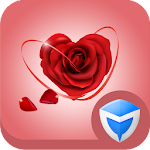 AppLock Theme - Love Roses 1.2 Apk